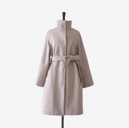 feminin stella, coat [누빔안감]