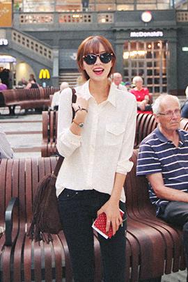 [SALE]달라진하루 * blouse