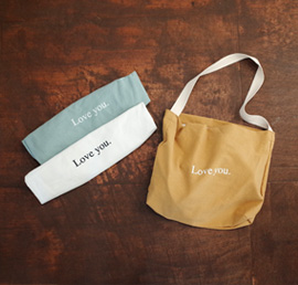 our love_bag