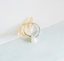 pear simple, ring