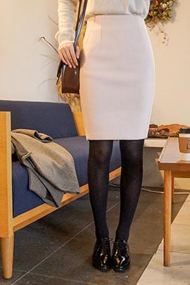 sweet life, skirt [모직]