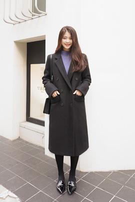 [SALE]not easy, coat