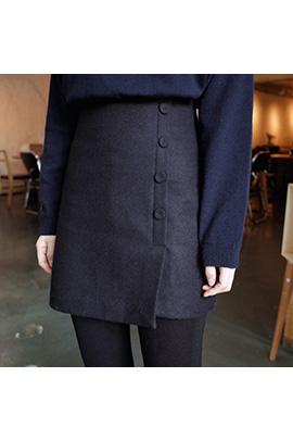 wool cover, skirt