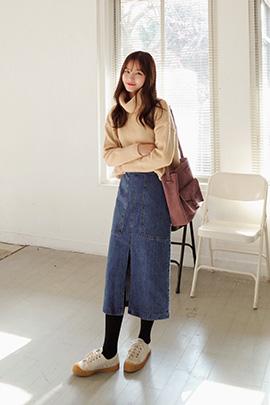author, skirt