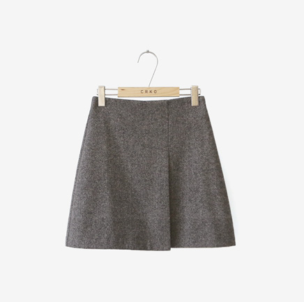 love fit, skirt [기모안감]