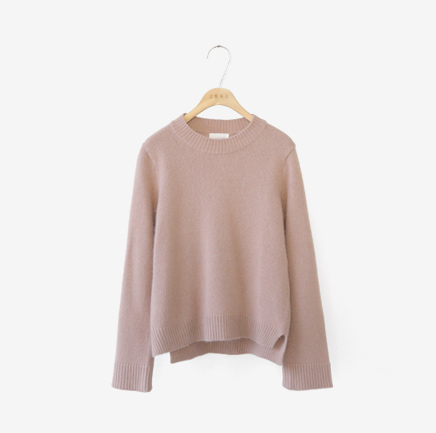 the venus, knit [앙고라20+울60]