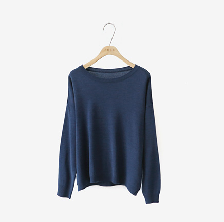 azure, knit