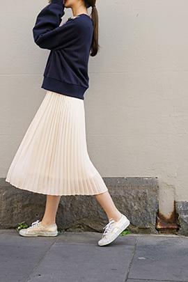 accordian, skirt