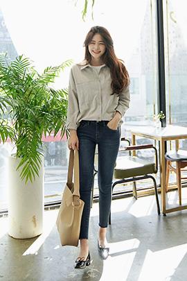 wrinkle eonbal, blouse