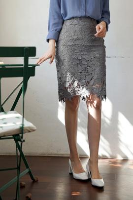 romance lace, skirt