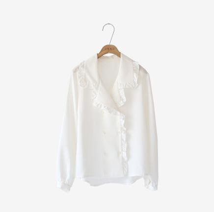 chichi ruffle, blouse