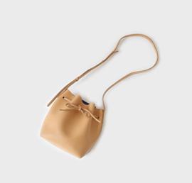 cream co, bag