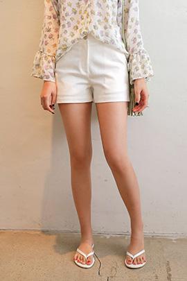 flat simple, pants