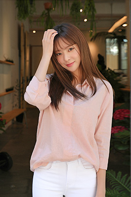 simple linen, blouse