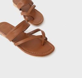 cross strap, shoes