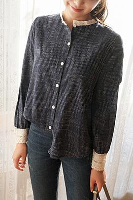 [재입고] vonvon, blouse