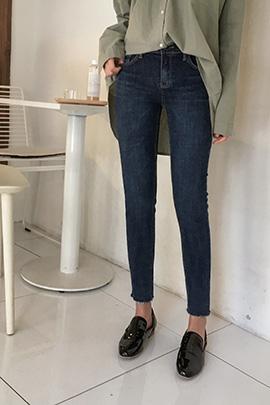 scat, jeans