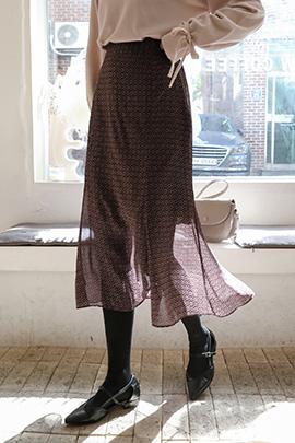 pilea, skirt