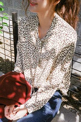 rain flower, blouse
