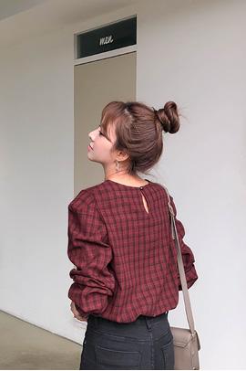 mooring, blouse