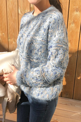 salon many, knit