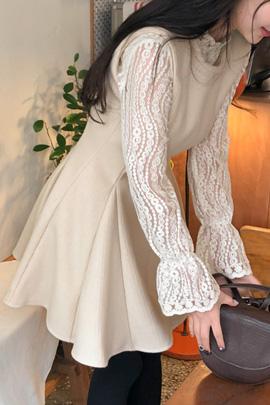 [12/17일 입고]sheila lace, blouse