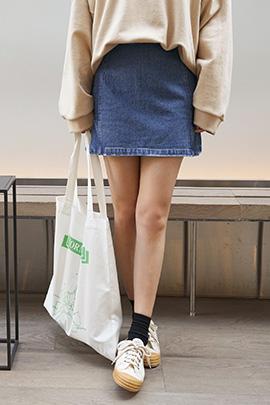 evergreen, skirt