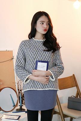 [재입고] sea pansy, blouse