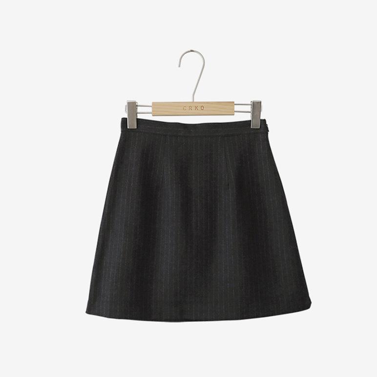 modern stripe, skirt