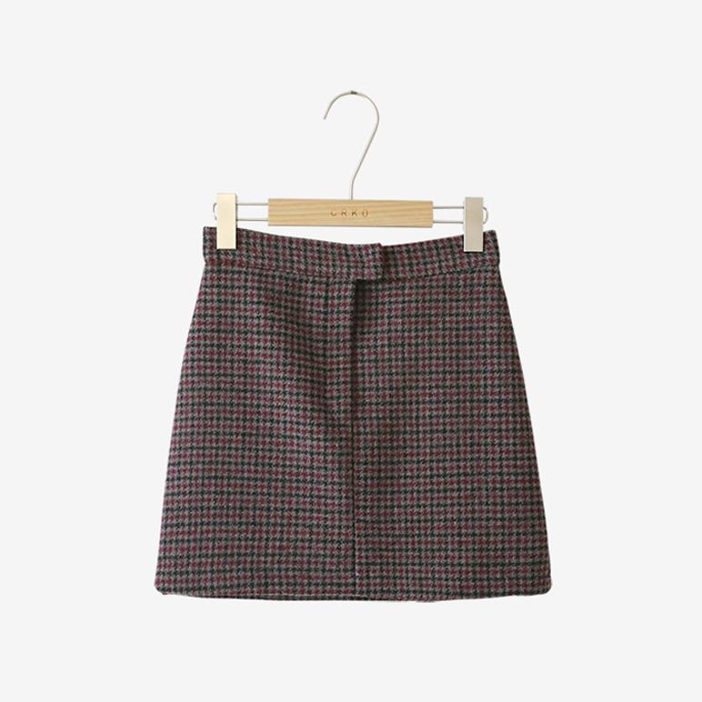 square mix, skirt