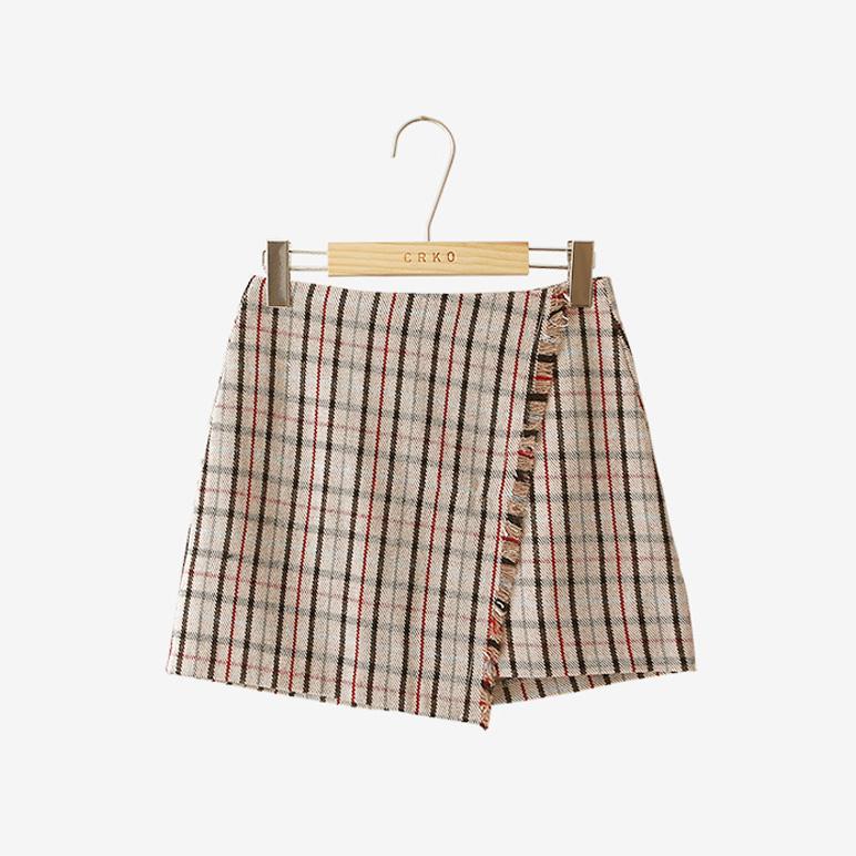 low check on, skirt