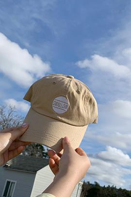 字母时尚棒球帽