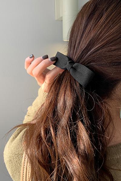 可爱蝴蝶结发夹