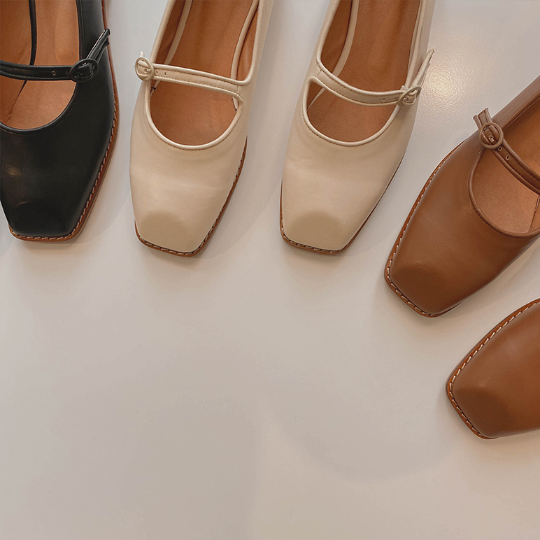 淑女玛丽苏平底单鞋
