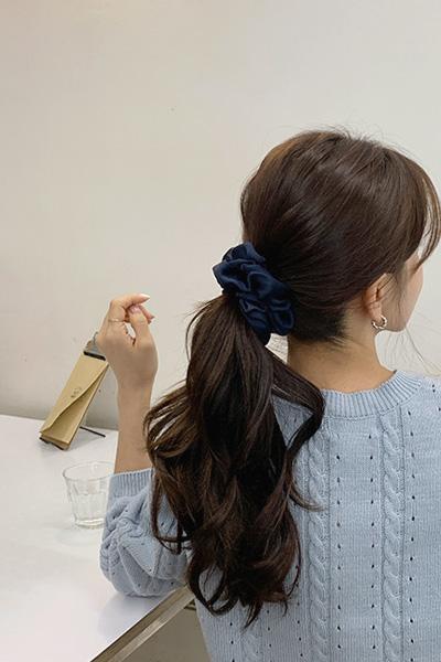 缎面甜美发带