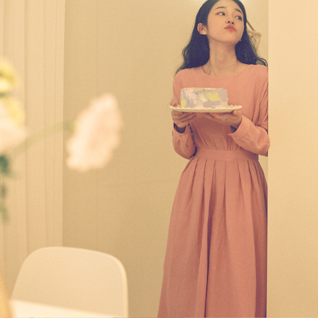 [Pre-Order] 可爱草莓连衣裙